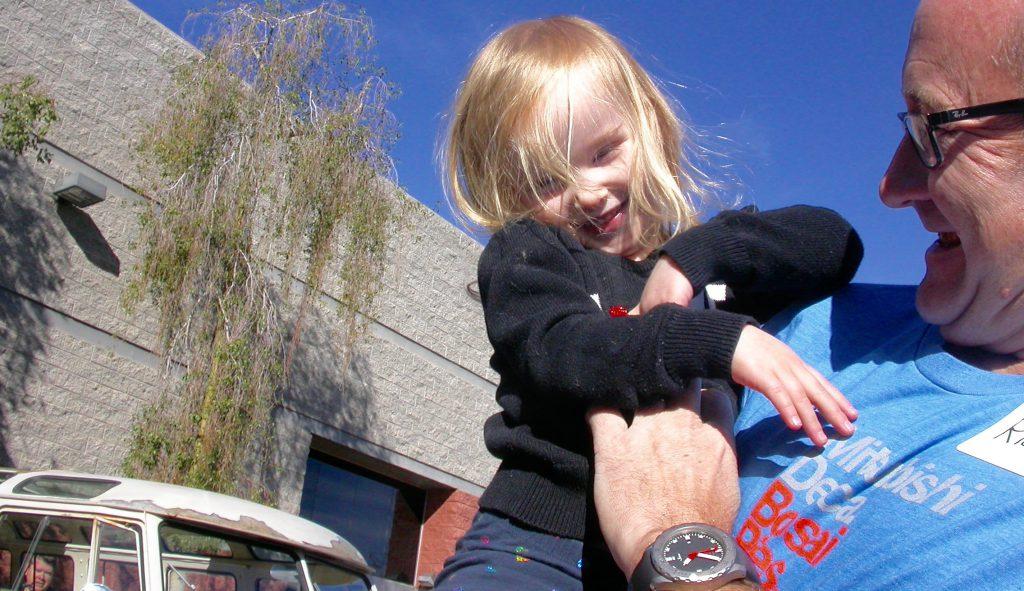 """""""Grandpa, I want a 21 window VW"""""""